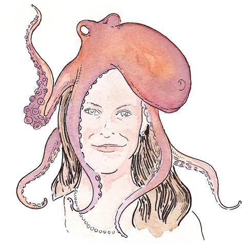 octopus day veeptopus