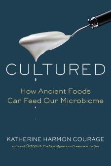 Cultured book cover