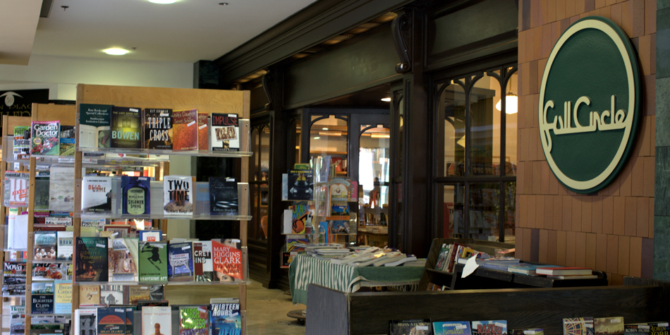 full circle bookstore